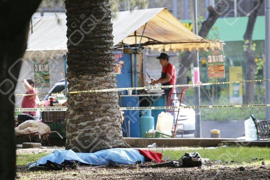 Fallece de tuberculosis frente a los tacos de muerte lenta del Paseo Bravo