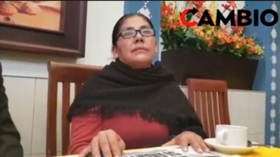 Madre de víctima de feminicidio denuncia que Policías Ministeriales trataron de coaccionarla para falsear información del caso (VIDEO)