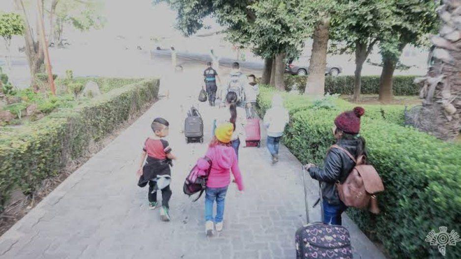 Resguarda DIF a siete niñitos guatemaltecos víctimas de tráfico de infantes