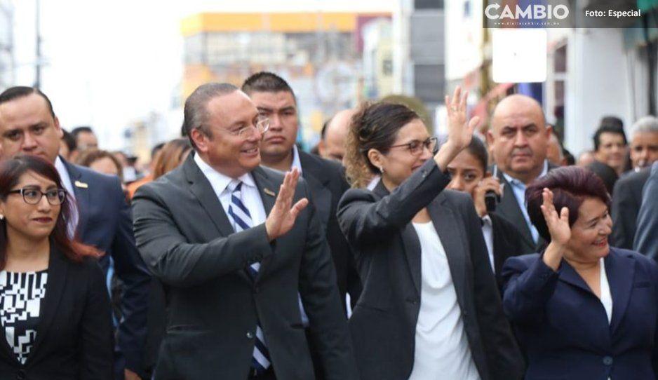 Memo Velázquez conmemora 109 Aniversario  de la Revolución Mexicana con atlixquenses
