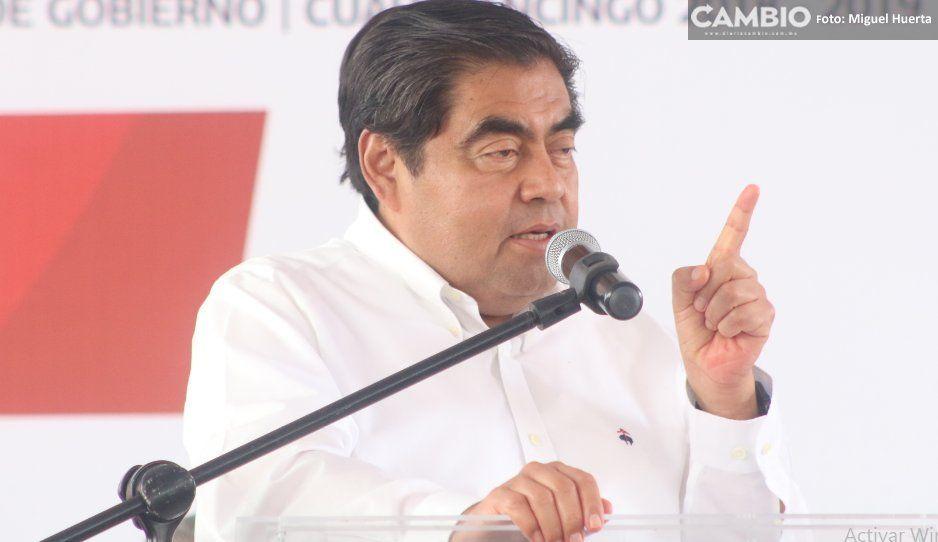 Sin rodeos: Barbosa le pide a Claudia que mejore su forma de gobernar en la capital