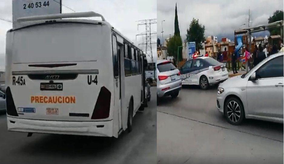 Cafre de la Ruta 45A mata a bebita de un año tras atropellarla en Las Torres (VIDEO)