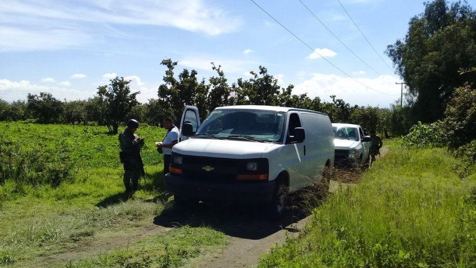Ya identificaron a dos de los cuerpos localizados en la fosa clandestina de Huejotzingo