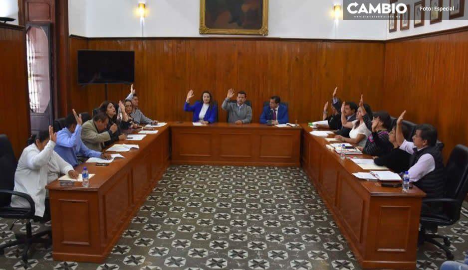 Aprueba Cabildo de San Pedro Cholula terreno para guardería municipal