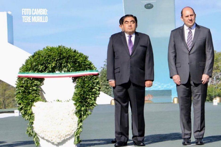 Barbosa firmará convenio de seguridad con gobierno de Tlaxcala