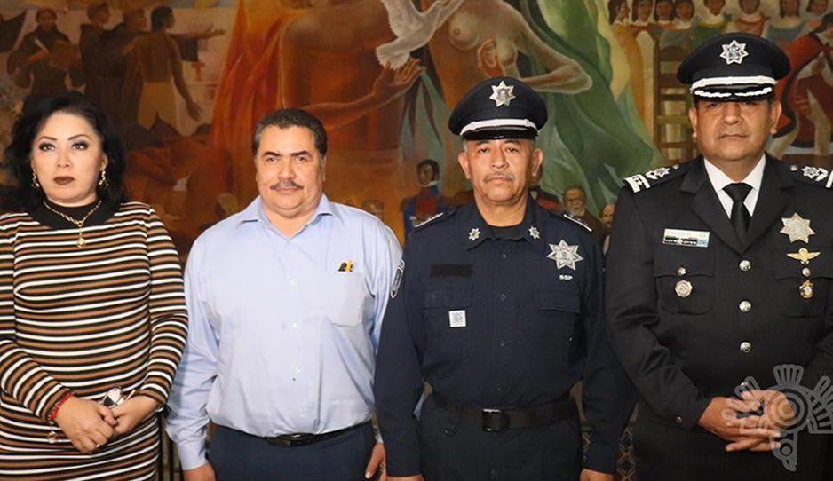 Respalda SSP nombramientos de nuevos mandos en Seguridad Pública y Cereso por cabildo de Tehuacán