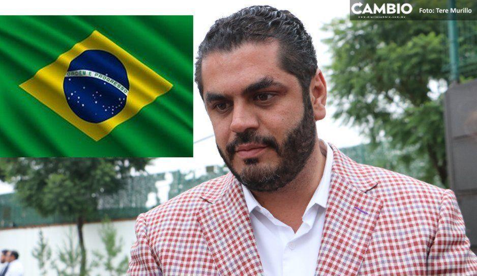 Patjane se fugaba con rumbo a Brasil, fue detenido en salidas internacionales del aeropuerto CDMX