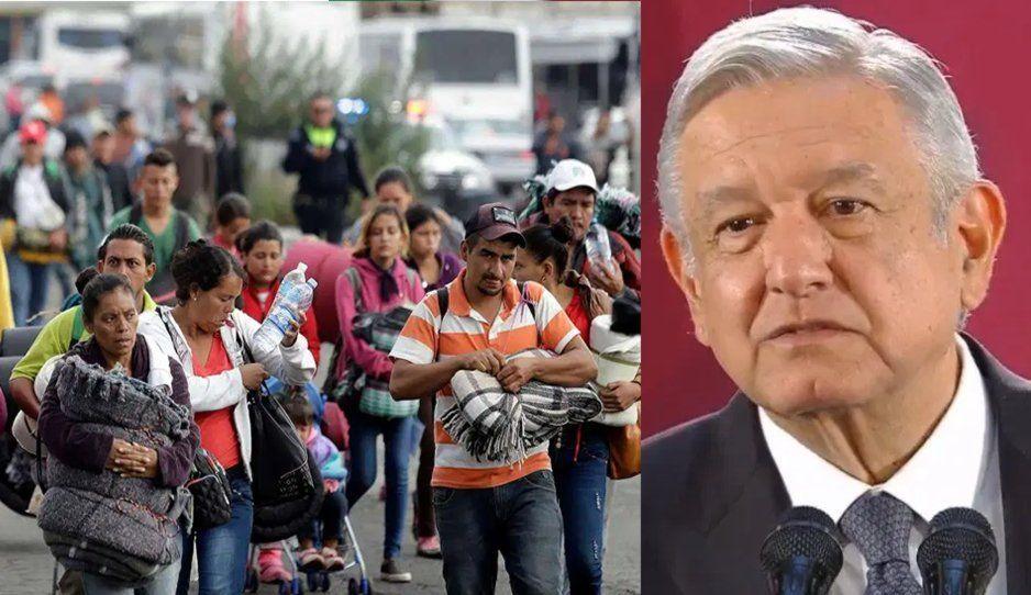 Mexicanos sufren de desempleo y AMLO quiere dar trabajo a migrantes
