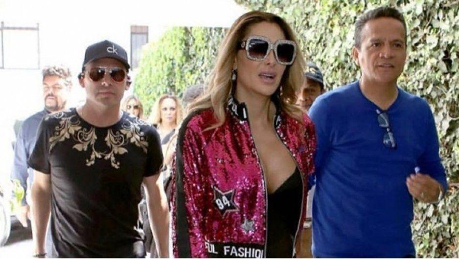 Acusan a Ninel Conde de plagiar importantes firmas de ropa (FOTOS)