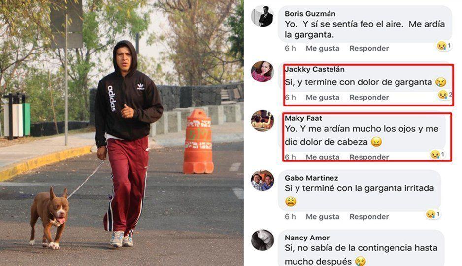 Runners, los que más sufren la contaminación histórica de Puebla