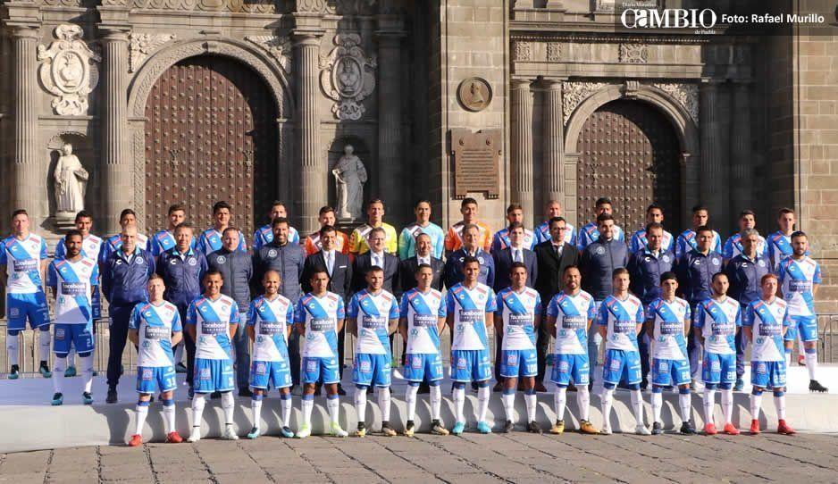 Club Puebla ofrecerá convivencia a sus fans en AT&T de Huexotitla
