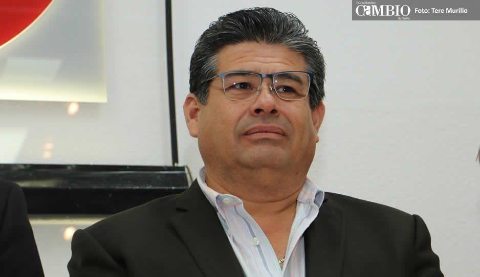 Asegura Casique que el PRI puede ganar la elección: un error de quienes le dan acta de defunción