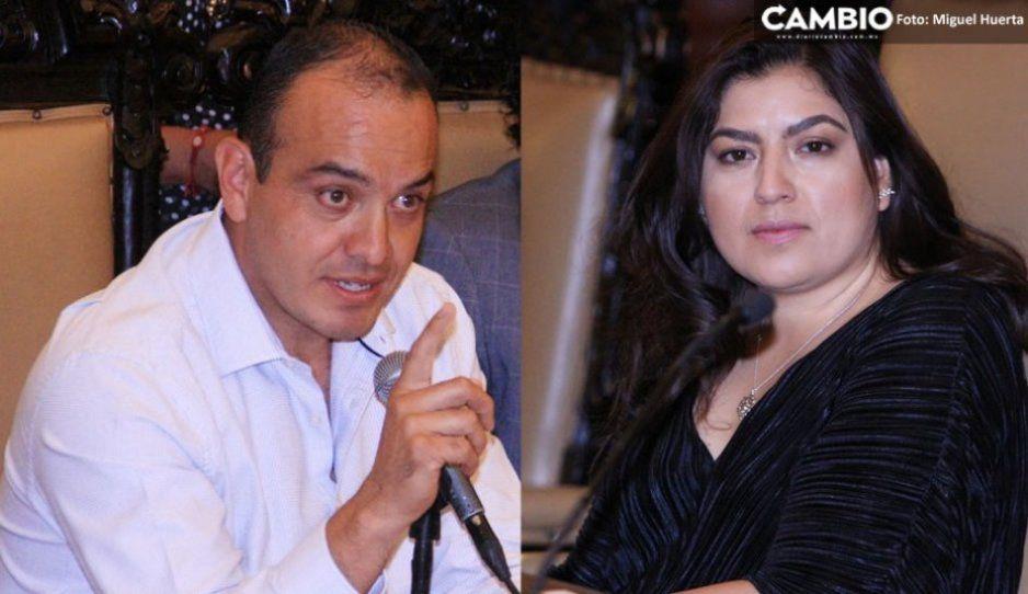 Claudia se echa para atrás: no denunciará a Eli Esponda, pero le exige acatar reglamento de Cabildo