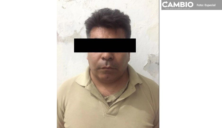 Detienen a director de la policía de Texmelucan por secuestro