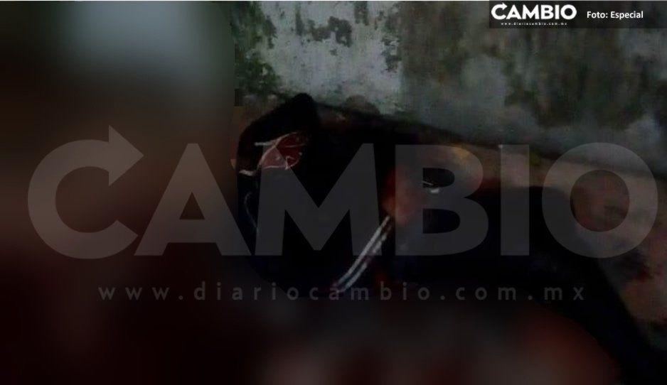 Policías de Huauchinango abaten a El Ratón tras intertar asaltar a un transeúnte