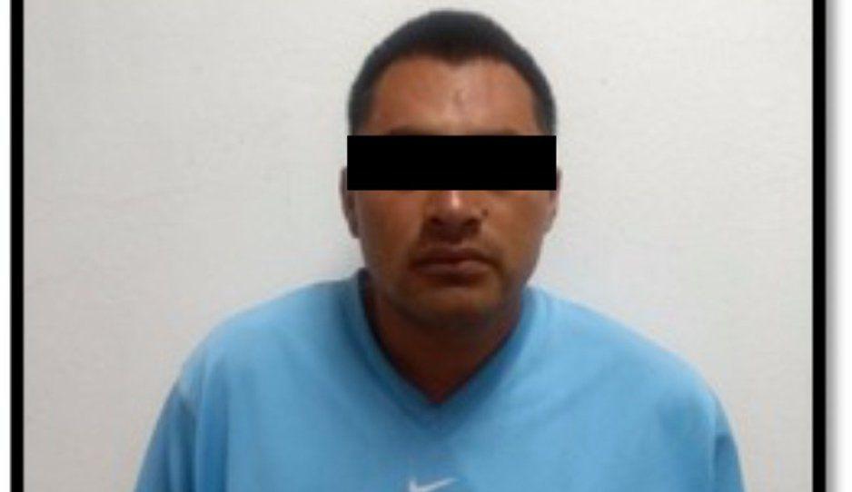 Cae el Ximello, uno de los líderes del narco en Atlixco