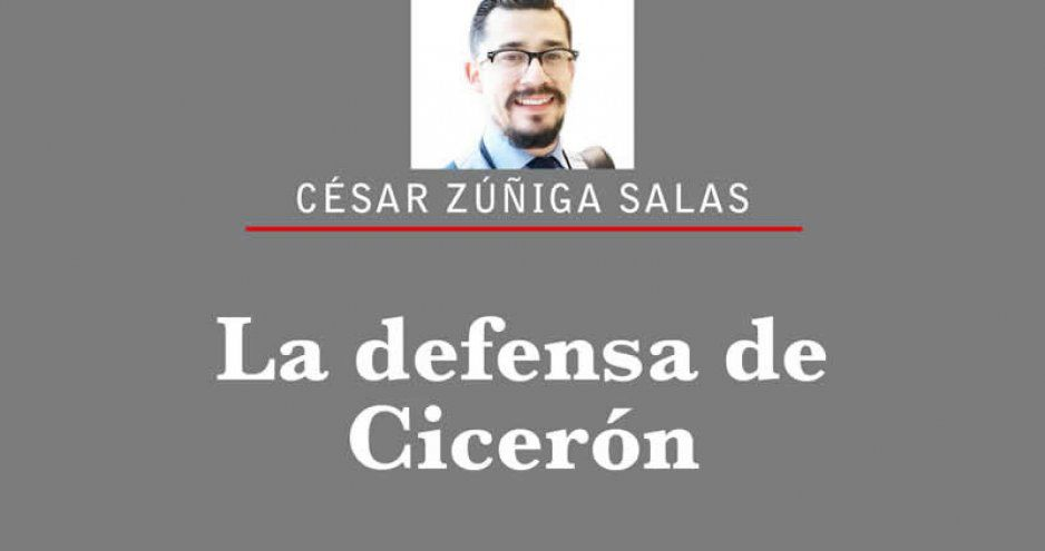 La defensa de Cicerón