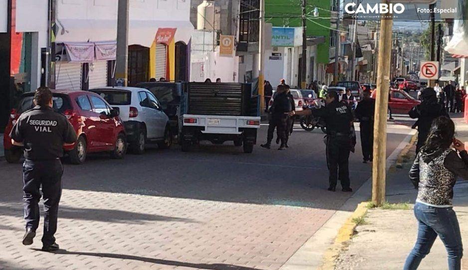 Recrudece delincuencia en Tecamachalco:  reportan balacera, ejecutado y un levantón