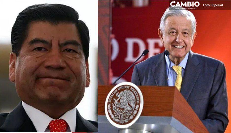 AMLO celebra orden de aprehensión contra Mario Marín (VIDEO)