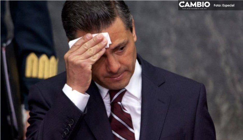 Estados Unidos investiga a Peña Nieto por soborno en Pemex