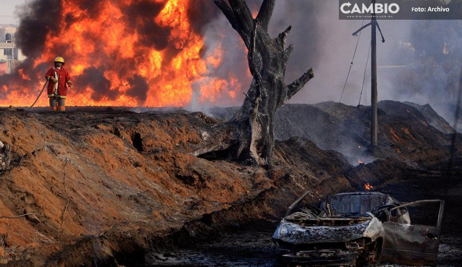 Víctimas de explosión en Texmelucan en 2010  buscarán apoyo de AMLO para indemnización