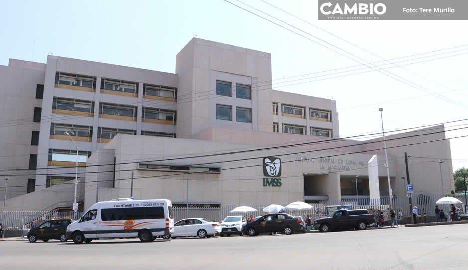 Inician obras para colocar más camas censables en IMSS de La Margarita