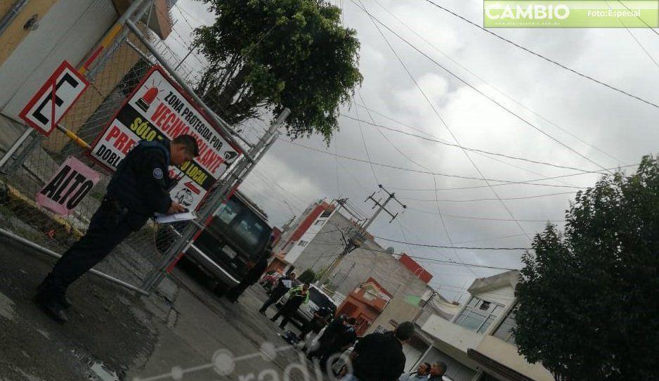 Someten al vigilante y asaltan casa en San Manuel