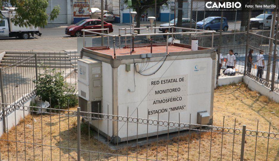 Insuficientes las estaciones de monitoreo del aire, no reflejan el problema: Upaep