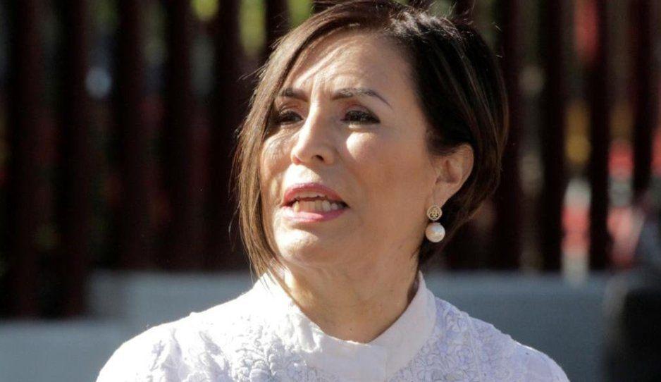 Rosario Robles es trasladada a Santa Martha Acatitla