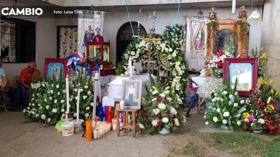 Mientras Karina se fue a la Guelaguetza asesinan a un niño de 9 años en San Andrés
