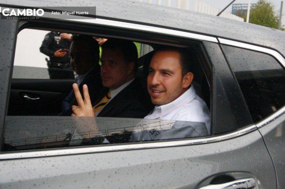 Cárdenas es un candidato que no tiene cola que le pisen: Marko Cortés