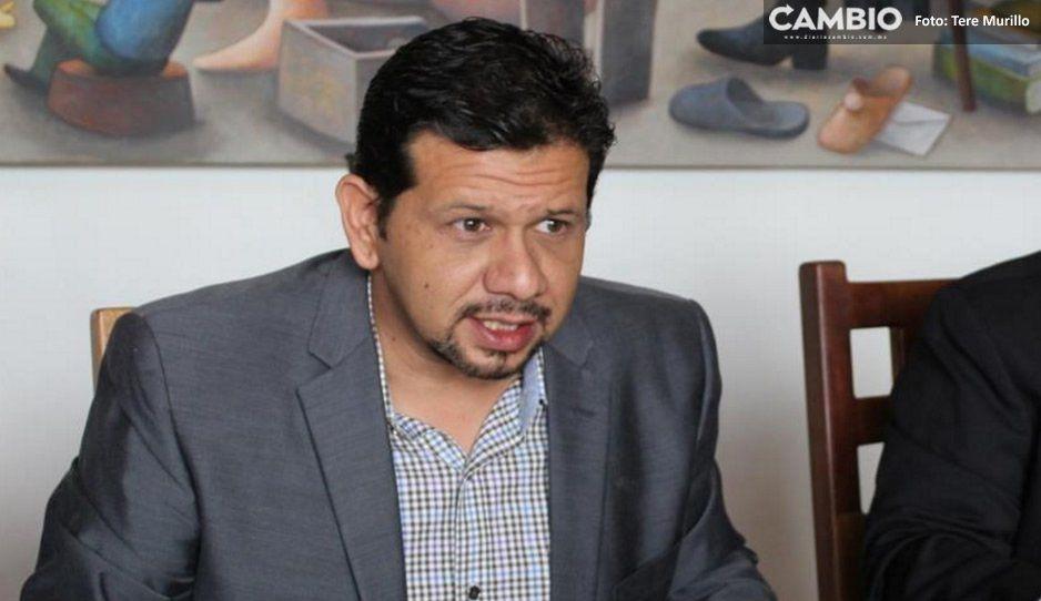 ¡Cínicos! Líder priista defiende a Mario Marín en Tehuacán