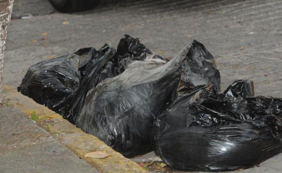 Fuerte movilización por una supuesta bolsa con restos humanos, pero al revisarla eran restos de un perro