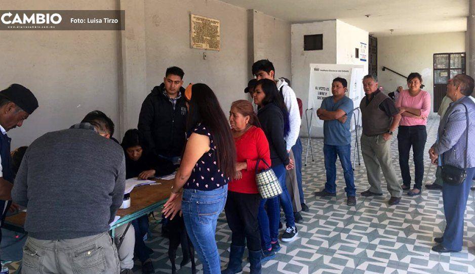 Compra de votos y acarreo caracteriza  elección en municipios metropolitanos