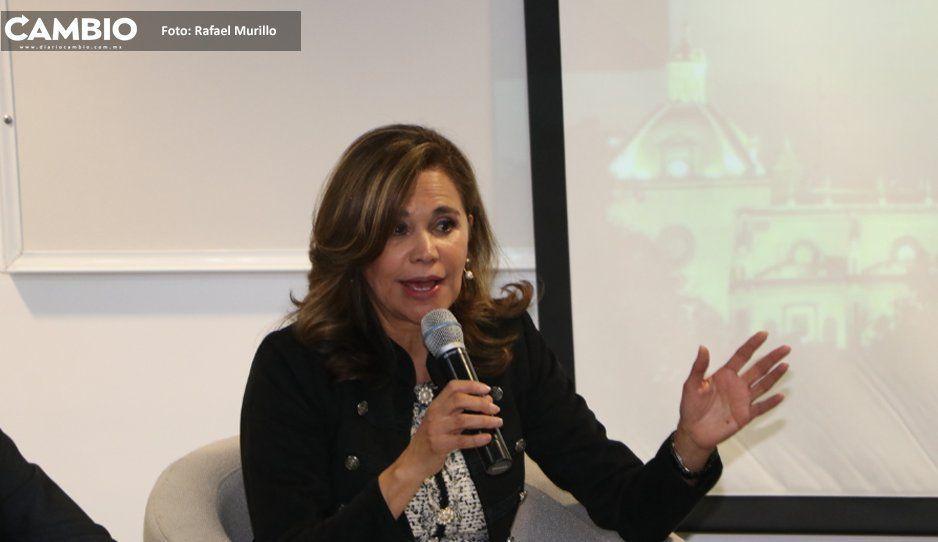 Blanca Alcalá se descarta para la  candidatura del PRI a la gubernatura