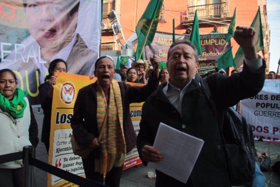 Campesinos anuncian protestas contra AMLO por mentiroso: sentirá la furia del movimiento