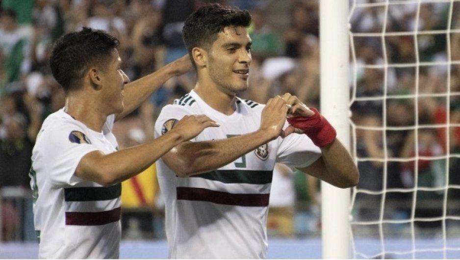 México derrota a Martinica en partido muy cerrado en el peor partido del Tata (VIDEO)