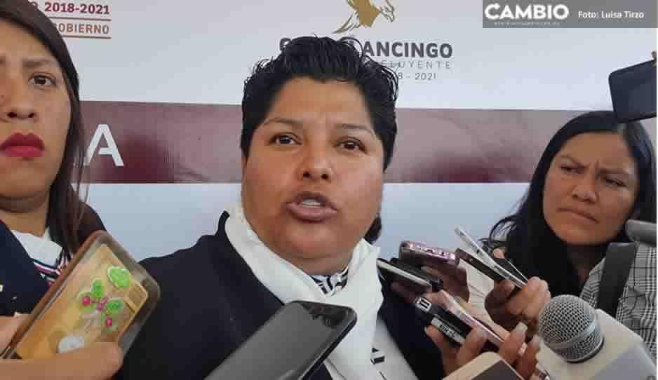 Pérez Popoca niega que funcionario de Claudia Rivera sea su colaborador; asegura la visita porque son amigos