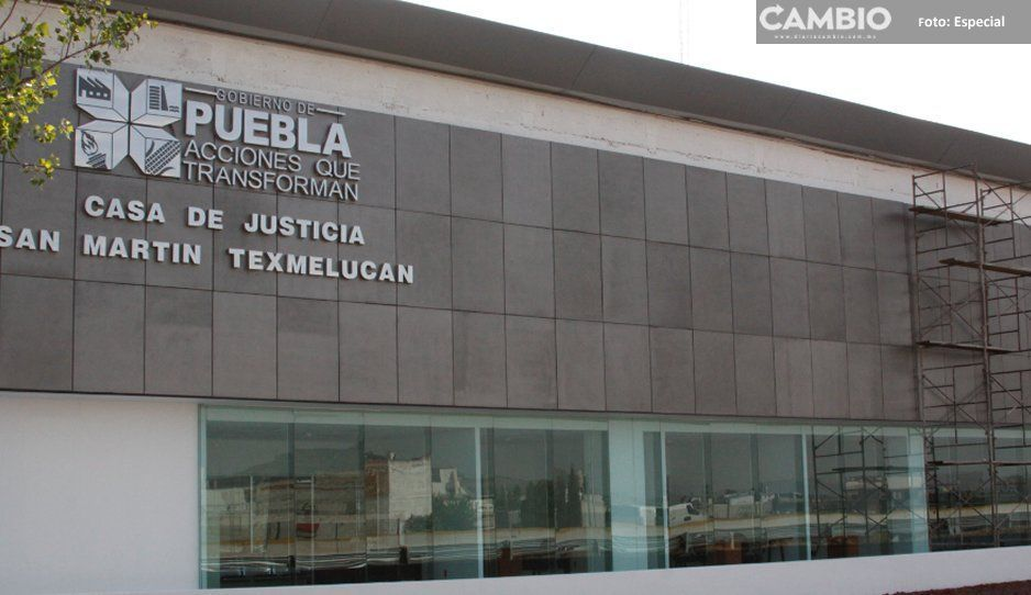 Abogados demandan a FGE Unidad de Víctimas de  Violencia, flagrancia y anfiteatro para Texmelucan