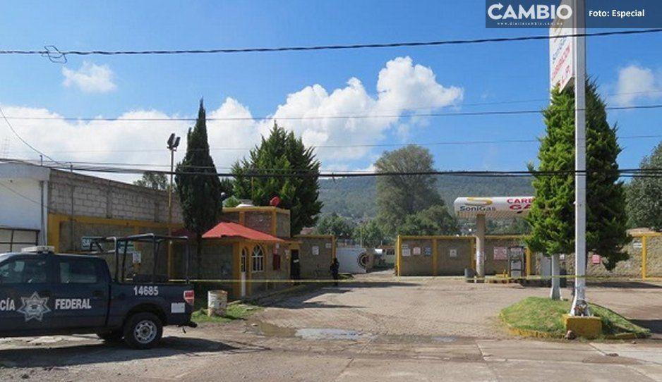 Policía Federal irrumpe con cateos a gaseras de La Resurrección, Texmelucan y Amozoc