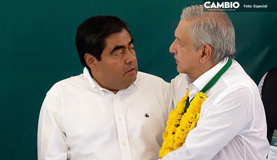 Anuncia Barbosa que la mañanera de AMLO se realizará en Puebla el próximo 4 de octubre