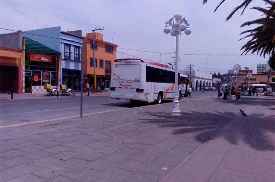 Transportistas pagarán 500 pesos mensuales para poder conectarse al C5: delegado de SMT en Tepeaca