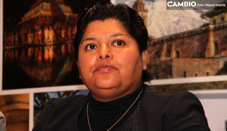 Karina Pérez suspende a mando policiaco ebrio