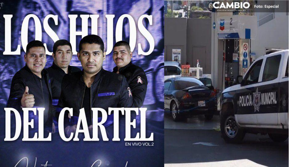 Asesinan a vocalista de Los Hijos Del Cartel