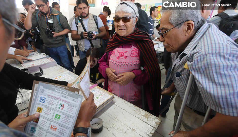 Cada voto de la elección cuesta 119 pesos, 15 menos que la mini, cuando ganó Gali