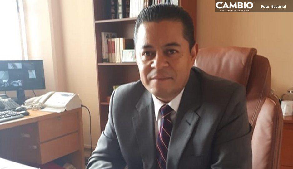 INE perfila a Miguel Ángel García  Onofre para presidir el IEE poblano