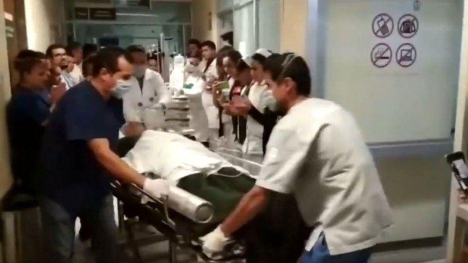 Héroe tlaxcalteca dona sus órganos a cinco niñitos tras morir atropellado