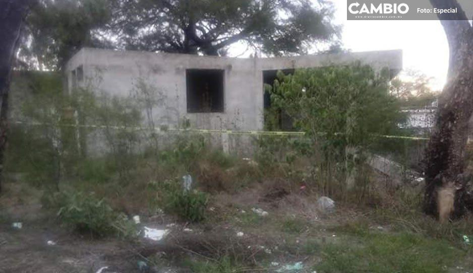 Hallan muerto a diabético en Tlacotepec tras dos días de desaparecido