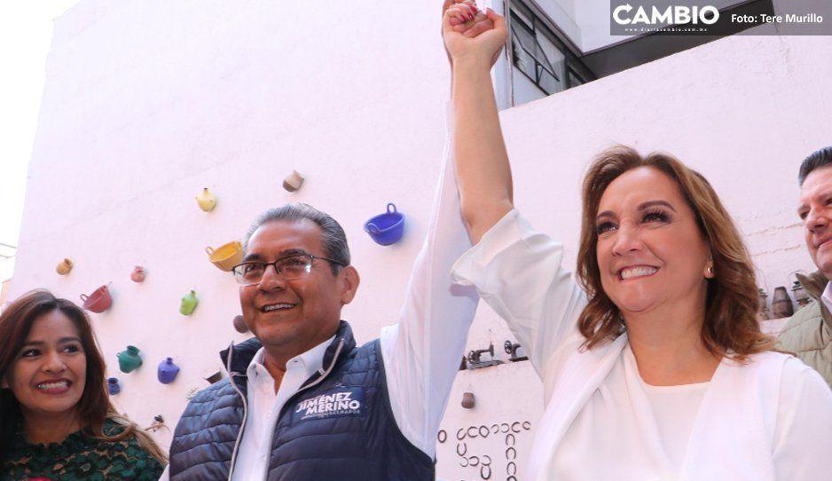 Líder nacional del PRI estará en cierre de campaña, aunque no fue al debate: Jiménez