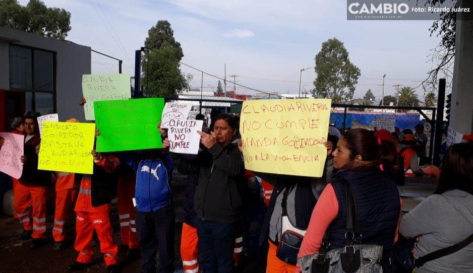 Pleitote entre naranjitas: jaloneos por la representatividad sindical